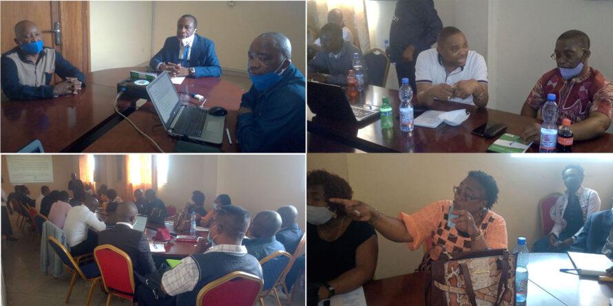 Première réunion préparatoire de Journée Mondiale du Sida, édition 2020